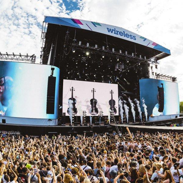 Wireless Festival 2021 Official Playlist